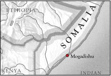 Seven killed in attack on Somali parliament