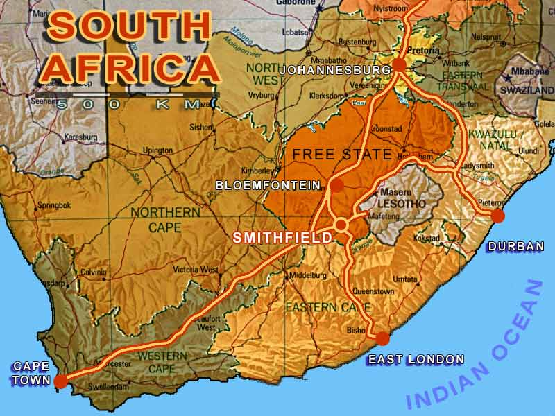 Map Of South Africa For Kids.Map South Africa For Kids Map