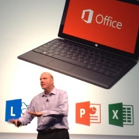 Microsoft offers Office 2013 preview