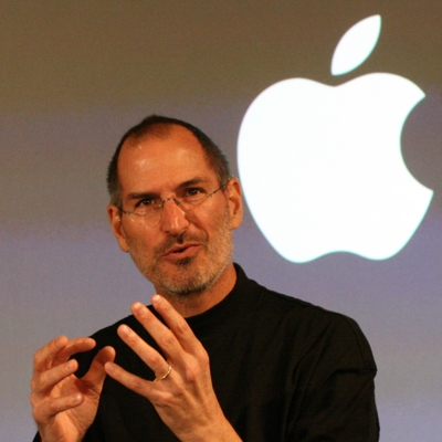 Steve Jobs, the head of Apple