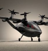 """Archer Aviation officially unveils futuristic electric flying taxi called """"Maker"""""""