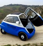 All-electric Microlino bubble car enters final phase of development