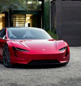 Tesla's next-generation all-electric Roadster will be available in 2023