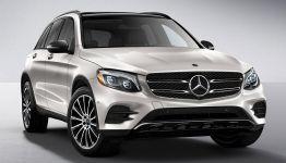 Mercedes launches premium SUV GLC in Indian Market