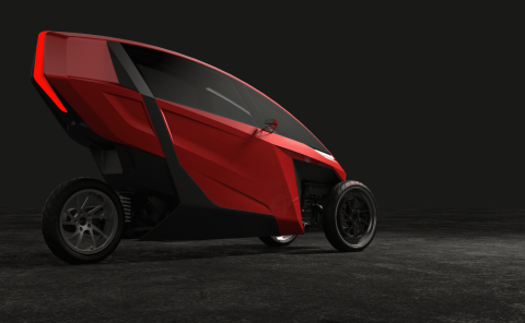 AKO starts accepting reservation deposits for its high-performance leaning electric sport trike