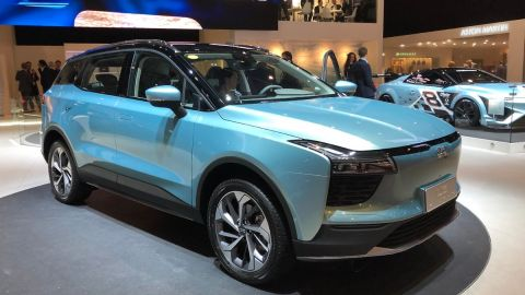 TÜV Rheinland gives Aiways the WVTA certification for U5 all-electric SUV