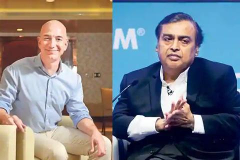 Reliance Stake Sale to Amazon Looks Like a Strange Deal