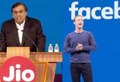 Reliance-Facebook Deal will help Jio Retail launch Shopping via WhatsApp