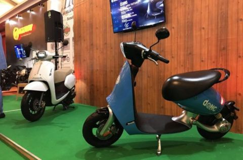 Benelli Dong e-scooter offers perfect blend of pretty cool looks, affordability and performance