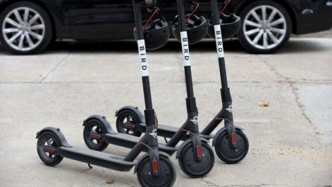 Electric scooter startup Bird takes SPAC merger route to go public