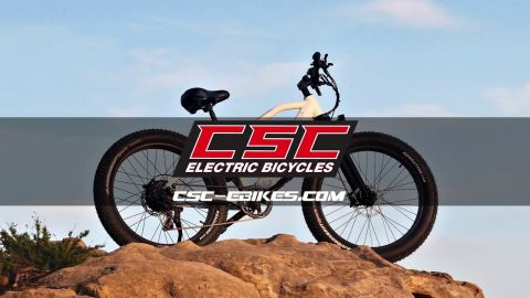 CSC Motorcycles launches FT750ST and Vista Cruiser electric bicycles in U.S. market