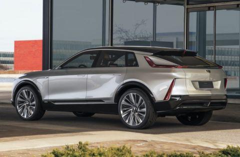 General Motors upcoming Cadillac Lyriq electric SUV to be built at Spring Hill facility