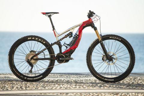 Ducati introduces three new premium-level electric bicycles