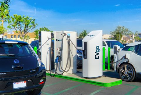 Uber and EVgo team up for promoting EV adoption among rideshare drivers