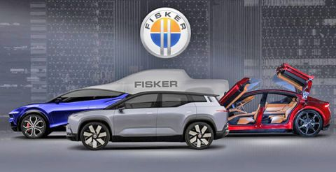 Fisker intends to produce affordable electric car to challenge Tesla, VW