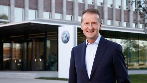 Self-driving, not electrification will transform automobile industry: VW CEO Diess