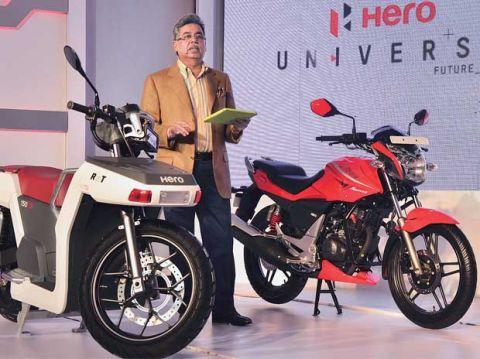 Sudarshan Sukhani: BUY Hero MotoCorp, Dabur; SELL IGL and Hindalco