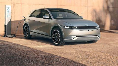 Hyundai plug-in car sales jump nearly 14% in April 2021 as Ioniq 5 e-SUV reaches significant volume