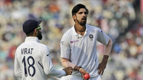 Pace Unit of Indian Team will have minor changes: Virat Kohli