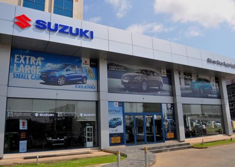 Maruti Suzuki Sells 18,539 vehicles during May
