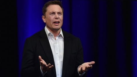 Elon Musk announces reopening of Tesla Manufacturing in Alameda County