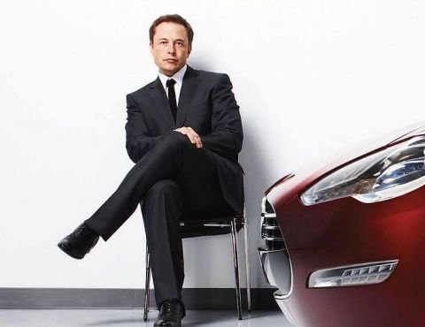 Tesla CEO Elon Musk praises Chinese automakers for their focus on software