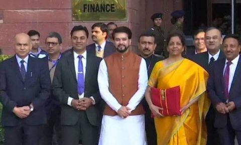 Union Budget 2020 Reactions by Jyoti Vaswani Future Generali India Life Insurance
