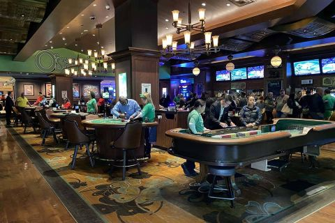 More than half of the Gamblers eager to return to Casinos post COVID-19: Survey