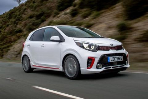Kia is considering purely electric variant of Picanto city car