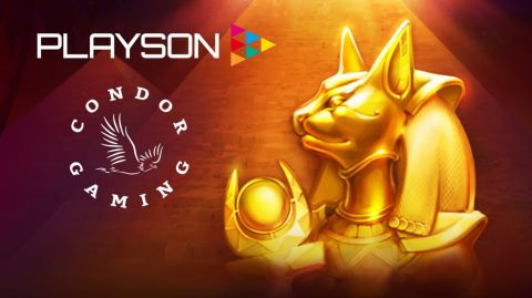 Playson signs slot partnership deal with Condor Gaming