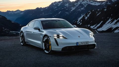 Porsche's vehicle subscription service now includes all-electric Taycan