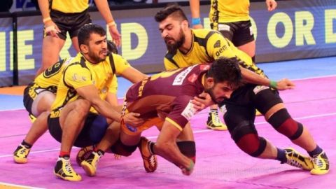 Pro Kabaddi League Is a Giving a Tough Fight to IPL in India
