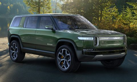 Rivian reportedly targeting $70 billion valuation through public listing