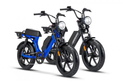 American e-bike maker Juiced Bikes teases with new model on social media