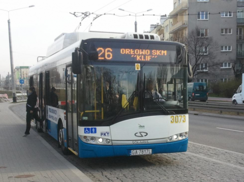 Sweden: Solaris Trollino trolleybus selected for test drive on 'EVolution Road'