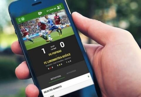 Mobile Sports Betting app downloads more than tripled in May: Report
