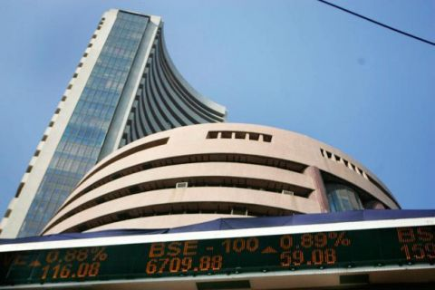 Indian Stocks Could Open Lower on Monday as Coronavirus Situation worsens