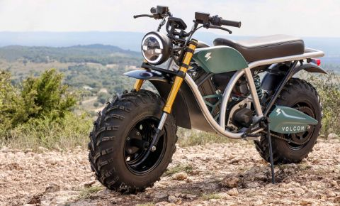Electric fat-tire bike manufacturer Volcon goes public to collect cash for future growth