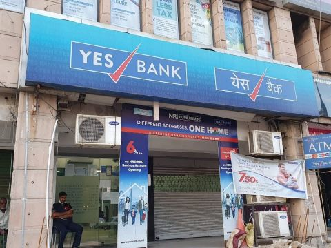 Yes Bank hits upper circuit after LIC raises stake