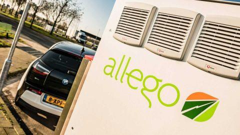 Charging Network Allego opens Charging Station at Ettenhuber GmbH in Munich/Feldkirchen