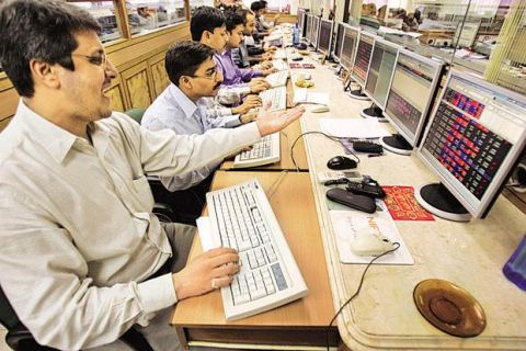 Sensex hits 10% lower circuit on Monday; Trading Halts for 45 minutes
