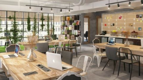 CoWorking Spaces Picking Up as Real Estate Segment: ANAROCK