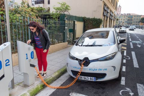 Decline in wind and solar power costs expected to boost adoption rate for Electric Vehicles