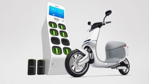 Gogoro introduces new lightweight and affordable e-scooter --- VIVA