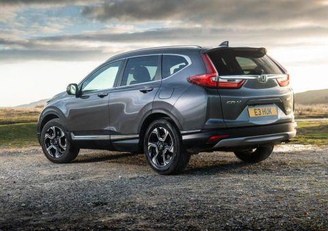 Honda introduces new CR-V Hybrid model in US
