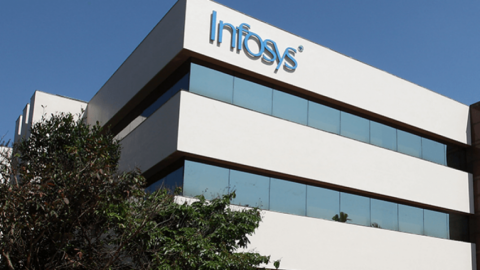 Buy Infosys with Target Price 860: Axis Securities