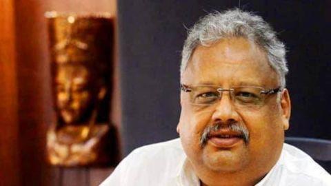Rakesh Jhunjhunwala: We are at the Start of a Bull Market