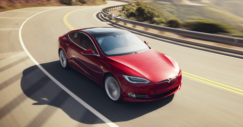 Tesla Model S with 'Plaid' drive sets new record on Laguna Seca Raceway