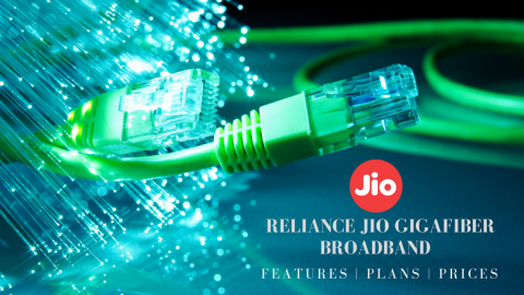 Reliance Jio GigaFiber could be major disruption in Digital Entertainment Segment