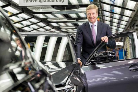 Tesla may lose its years-long EV sales dominance: says BMW CEO Oliver Zipse
